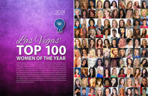 MYVegas Top 100 Women 2018